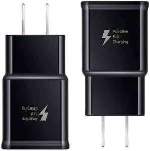 OEM Samsung Adaptive Fast Charger Wall Plug 15W for Galaxy Android Smartphones