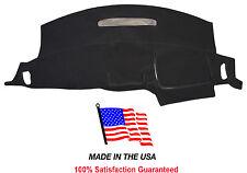 1997-2005 Chevy Venture Black Carpet Dash Cover Mat Pad CH93-5