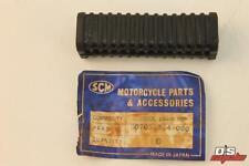 New SCM Honda CE71 CA95 CA72 CA77 CT90 CA160 CB160 CL450 Rear Foot Peg Rubber