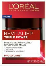 L'Oreal Revitalift Triple Power Intensive Anti-Aging Overnight Mask