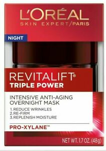 L'Oreal Revitalift Triple Power Intensive Anti-Aging Overnight Mask
