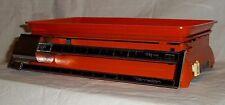 Bilancia meccanica TERRAILLON orange da 0 a 10 kg vintage anni 70's