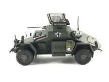 1:32 21st Century Toys Ultimate Soldier German Army Sdkfz 222 Armored Vehicle