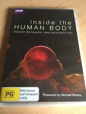 AUS REGION 4 - Inside The Human Body BBC TV Series DVD Michael Mosley
