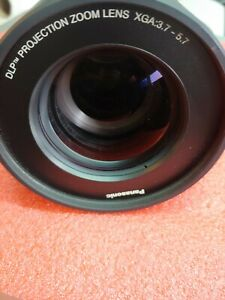 Panasonic ET-DLE300 3.7-5.7 Zoom Long Throw Projector Lens