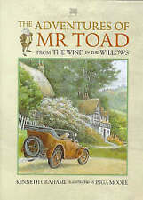 The Adventures of Mr. Toad by Kenneth Grahame (Hardback Book, 1998)