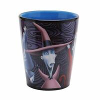 Nightmare Before Christmas-NBX Lock, Shock, and Barrel 8 oz. Tumbler-Brand New