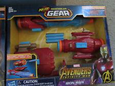 NEW Marvel Avengers: Infinity War Nerf  Iron Man Assembler Gear