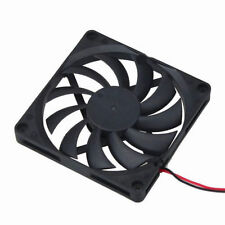 DC 5V 80mm 2Pin XH2.54 Brushless PC Computer Cooler Cooling Fan Sleeve Bearing