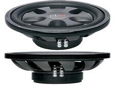 "Subwoofer Piatto Sottile auto Powerbass S-10T 550 WATT 10"" (25 CM) SPL P=8,26 CM"