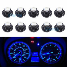 10x Blue Light Bulbs A/C Heater Climate Control Instrument Panel ACC For Ford