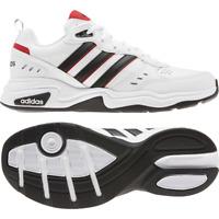 Adidas Men Shoes Strutter Sneakers Lifestyle Chunky Fashion Leather White EG2655