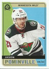 Jason Pominville #111 - 2017-18 O-Pee-Chee - Base Retro