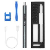 Mini Electric 28In1 Magnetic Precision Screwdriver Phone Repair Tool Bit Kit Set