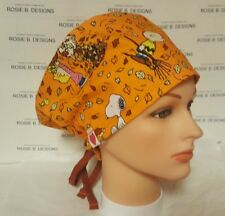 SNOOPY  /PIXIE  HAT/SURGICAL / SCRUB /CHEMO  HAT