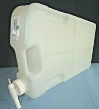 New Plastic Refrigerator Water Dispenser Container Spigot Slim Shaklee 5 quarts
