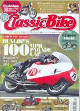 CLASSIC BIKE- October 2017 - (NEW)*Post Included To UK/Europe/USA/Canada