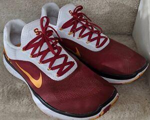 Nike Free Trainer V7 Week 0 USC NFL Redskins Su'a Cravens Workout Shoes Sz 12.5