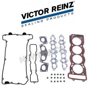 For Saab 9-3 900 9000 Engine Cylinder Head Gasket Set Victor Reinz 8822033