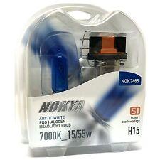 Nokya H15 Arctic White Pro Halogen Headlight / Foglight Bulbs NOK7485