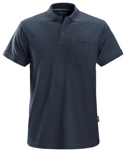 SNICKERS 2708 CLASSIC POLO SHIRT NAVY. VARIOUS SIZES