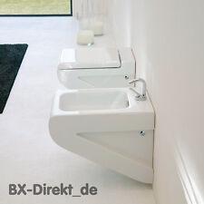 Softclose Designer WC und Bidet LaFontana ArtCeram aus Italien Toilette Klo weiß