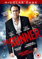 THE RUNNER - DVD ** NEW SEALED** FREE POST**