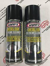 Wynns EGR Extreme Limpiador 23379 Twin Pack toma de aire, válvulas de entrada, Turbo's