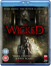The Wicked NEW Cult Blu-Ray Disc Peter Winther Devon Werkheiser Nicole Forester