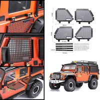 Metal Guard Door Window Protection For TRAXXAS TRX4 RC4WD D90 D110 Land Rover