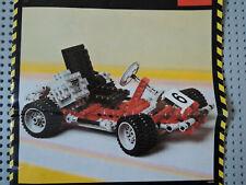 LEGO Technic 8842 Go-Kart  kpl. + Anleitung