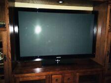 "SAMSUNG 1080 /600Hz PlLASMA HD TV PN58B55OT2FX 58"" PERFECTLY WORKINGS CONDITION"