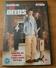 Mr. Deeds DVD Adam Sandler