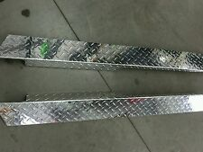 Club Car Golf Cart Part Diamond Plate Rocker Panels Precedent 2004-Up