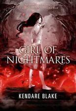 Mädchen der Albträume (Anna gekleidet im Blut): von kendare Blake