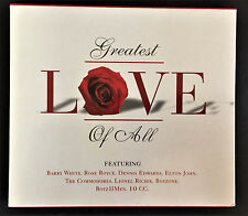 GREATEST LOVE OF ALL 2 CD Set. Brand New & Sealed