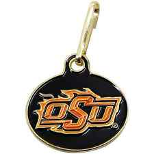 NEW Oklahoma State Cowboys U Can Zip It Gym Bag Luggage Jacket Purse Zipper Pull