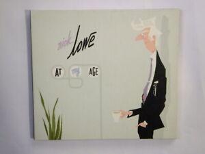 At My Age by Nick Lowe (CD, Jun-2007, Yep Roc)