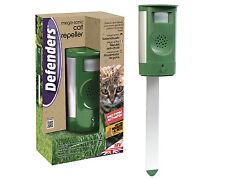 STV Mega Sonic Cat Repeller Repellent With Adaptor Pest Control