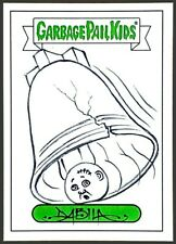 Garbage Pail Kids We Hate The 90s David Dabila Graham Bell 313a OS Sketch Card
