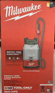 Milwaukee M18 Switch Tank Backpack Sprayer (2820-20PS) Tool Only