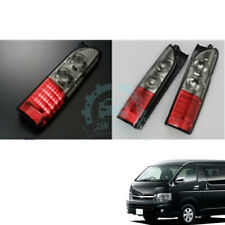 Auto Part Fit For Toyota Hiace 200 2005-2016 Rear Bumper Tail Light Lamp Set