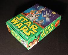 1977 Topps Star Wars Fifth (5th) Series Full Wax Box - Super Rare Variant