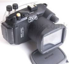Caisson pour Sony NEX-7 18-55mm Scuba Diving waterproof hard case NEX7