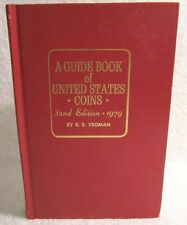 1979 Red Book A Guide Book of United States Coins Price Guide 32nd Edition!