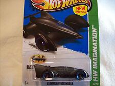 2013 Hot Wheels Batman Live Batmobile - New Model
