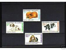 0931++BULGARIE   SERIE TIMBRES  CHIENS  N°2