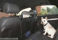 Car Pet Barrier for between Car Seats [SWPET4] Easy Fold and Storage