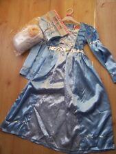 BNWT Natività Maria & Bambin Gesù Costume 5 - 8 anni Vestito Cappello & Baby