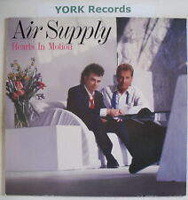 AIR SUPPLY - Hearts In Motion - Excellent Con LP Record